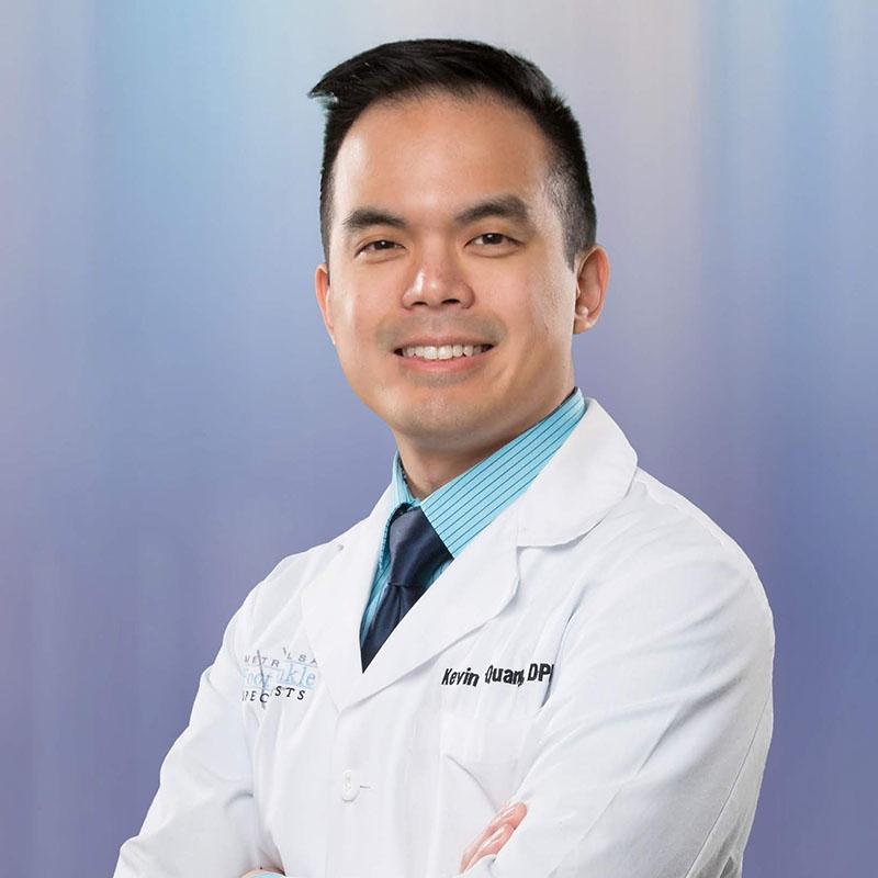 Dr. Kevin Quang, DPM