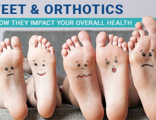 6 Ways Custom Orthotics Help with Foot Health