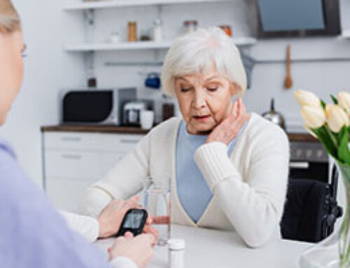 9 Tips to Help You Care for Someone with Diabetes